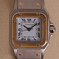 Cartier Santos Automatic Carree PM