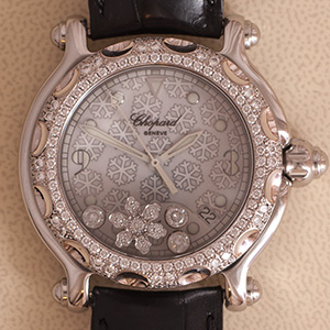 Chopard Happy Snowflake Diamonds