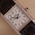 Cartier Tank Silver Large