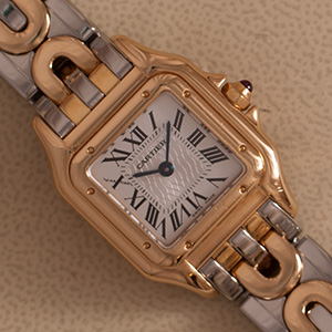 Cartier Panthere PM Art Deco