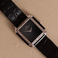 Jaeger-LeCoultre Vintage Lady Onyx-Diamonds