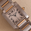 Cartier Tank Francaise GM automatic 2302