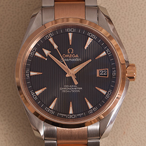 Omega Seamaster Aqua Terra Co-Axial 41.5mm