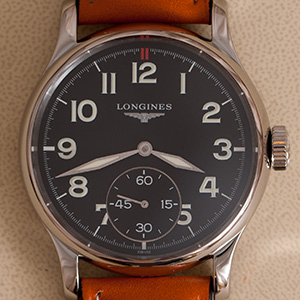 Longines Master Collection Avigation