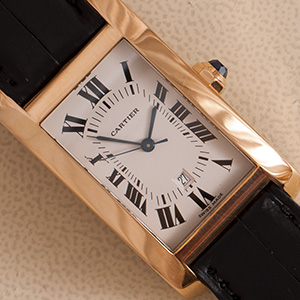 Cartier Tank Americaine Automatic