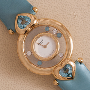 Chopard Happy Diamonds Blue Hearts