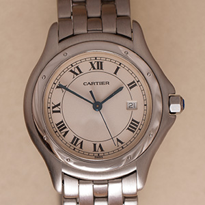 Cartier Cougar Panthere Large Model