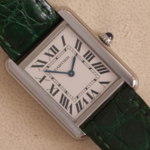 Cartier Tank Solo MM