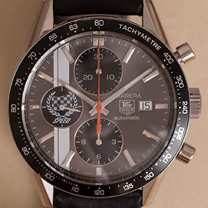 Tag Heuer Carrera Speed Edition