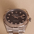 Rolex Datejust II Diamond Dial