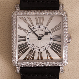 Franck Muller Master Square Diamonds