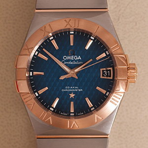 Omega Constellation 38mm Automatic