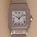 Cartier Santos Karree Automatic Large