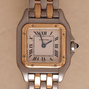 Cartier Panthere Ladies 2-row