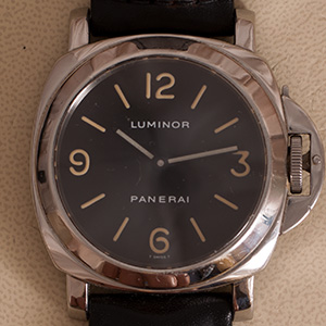 Panerai Luminor A-series Tritium Dial OP6502