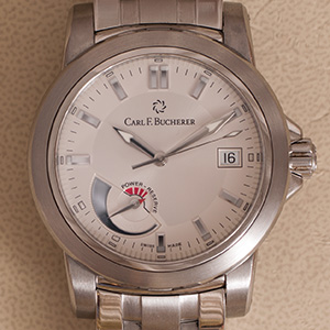 Carl F. Bucherer Patravi Automatic Power Reserve
