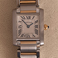Cartier Tank Francaisese Ladies
