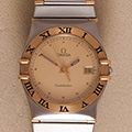 Omega Constellation Half Bar