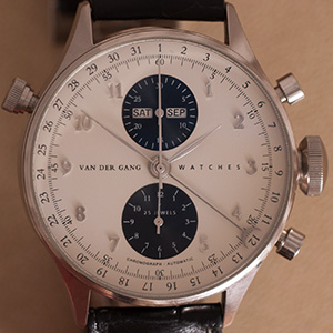 van der Gang Tripple Date Chronograph Limited