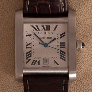 Cartier Tank Francaise XL Yearling