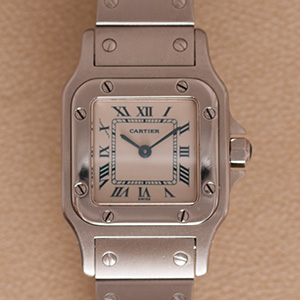Cartier Santos Galbee Small Model