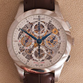 Perrelet Skeleton Chronograph Dual Time